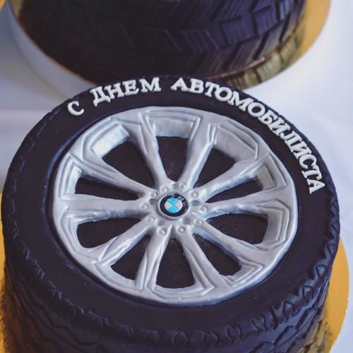 №211 Торт Автомобилисту