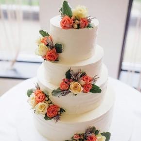 №190 Торт на свадьбу