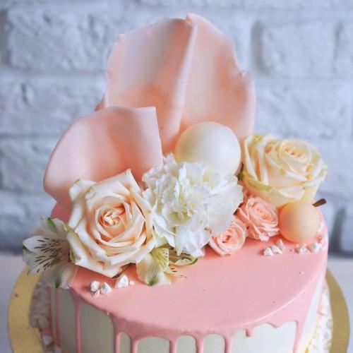 №221 Торт с шоколадом