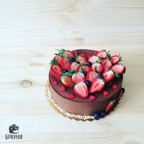 №297 Шоколадный торт