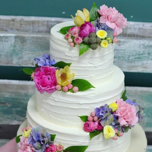 №219 Свадебный торт