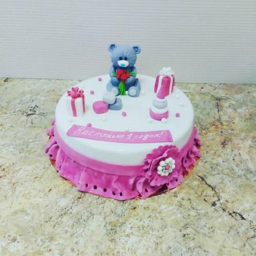 №439 Торт дочке