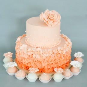 №194 Свадебный торт