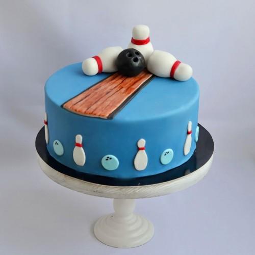 №227 Торт Боулинг