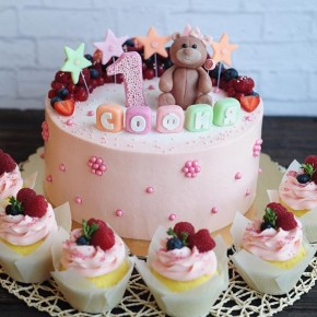 №92 Торт 1 годик