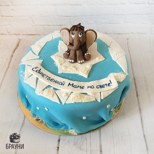 №258 Торт слоник