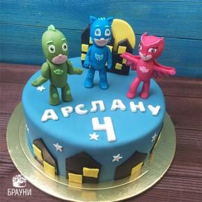 №366 Торт супергерои
