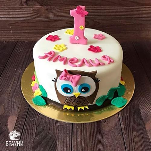 №386 Детский торт