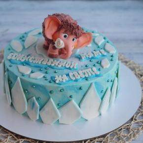 №129 Торт маме