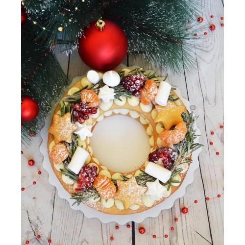 Торт на Новый Год 1500 руб.