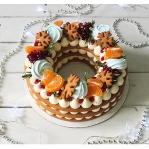 Новогодний торт 1500 (руб)